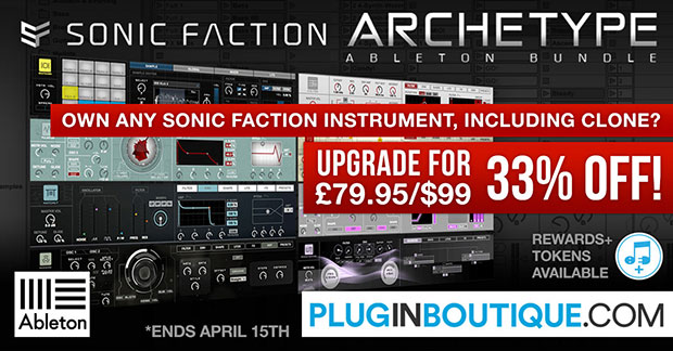 620 pib sonic faction archetype bundle