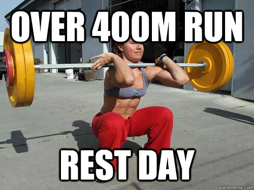 Image result for rest day meme