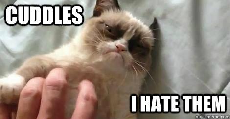 Image result for cuddles meme
