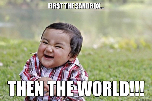 Image result for sandbox meme
