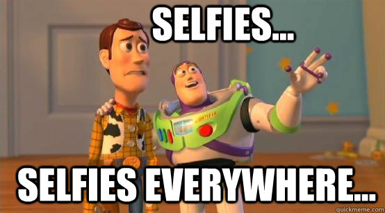 Image result for trying to get a good selfie meme