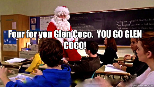 Image result for glen coco meme