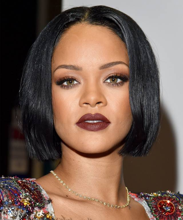 rihanna's best long and short hairstyles over the years