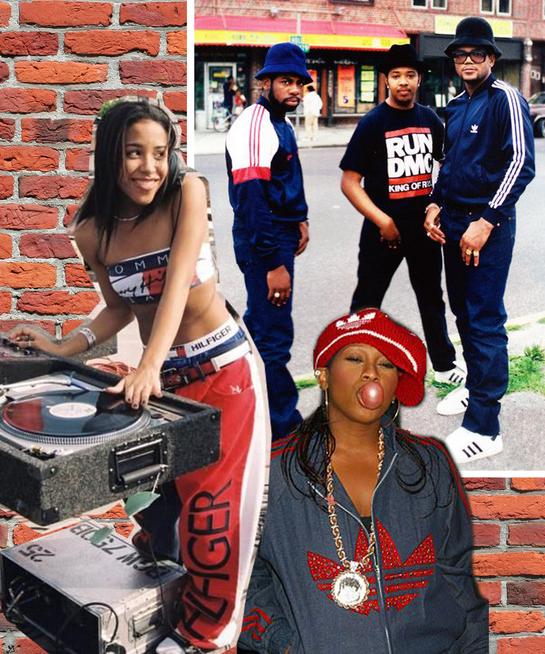 Early 90s Hip Hop Fashion