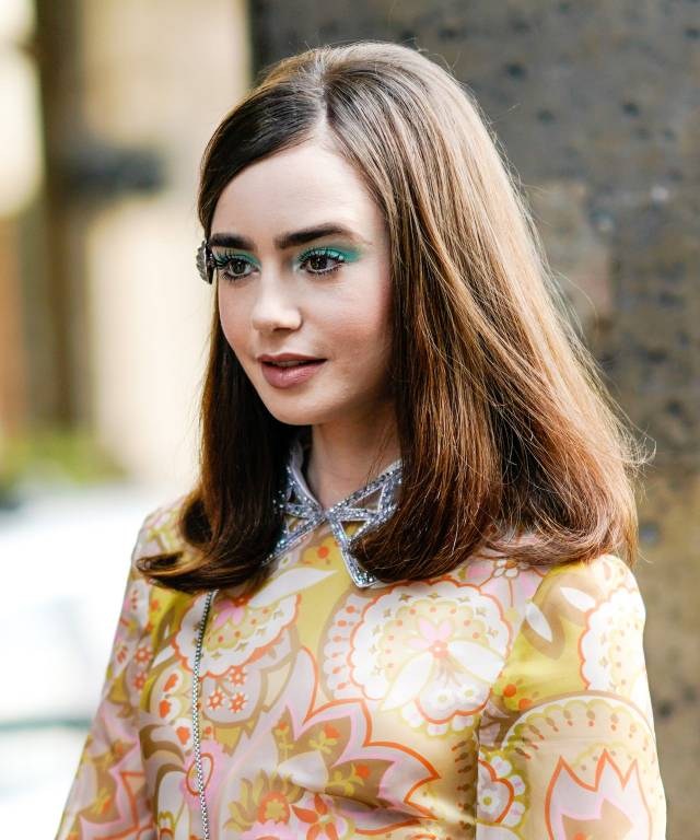 60s beauty and makeup looks are everywhere right now