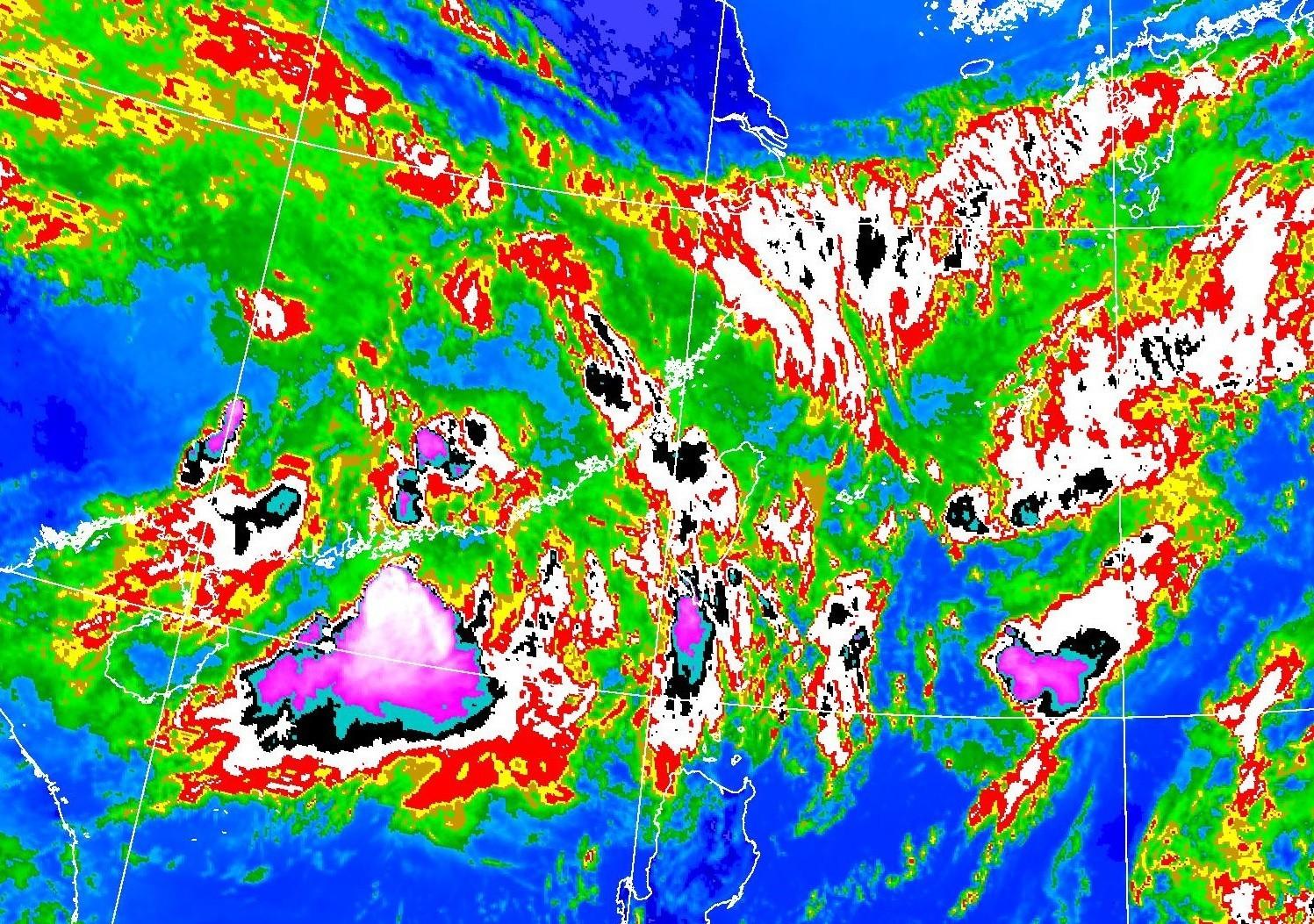 梅雨重頭戲登場!5縣市發警報「致災性豪雨襲來」連下4天 氣象專家呼籲:「下周又有鋒面要來」 - 讀讀