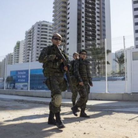 Rio Olympics security firm fired, maligned police force takes over