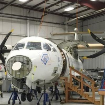 $86M US counter-narcotics plane still sitting in storage