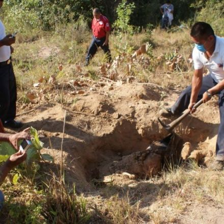 Hunting for Mexico's mass graves with machine learning
