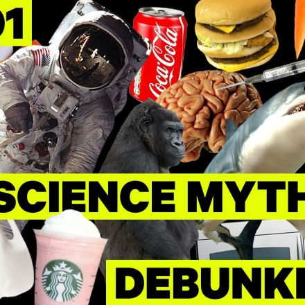 It's time for these 101 ridiculous science 'facts' to die