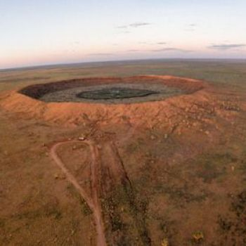 9 Incredible Meteorite Craters That Look Straight Out of 'Deep Impact'
