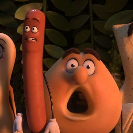 SAUSAGE PARTY - NSFW