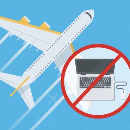 U.S. mulls banning most electronics on flights to Europe, United Kingdom