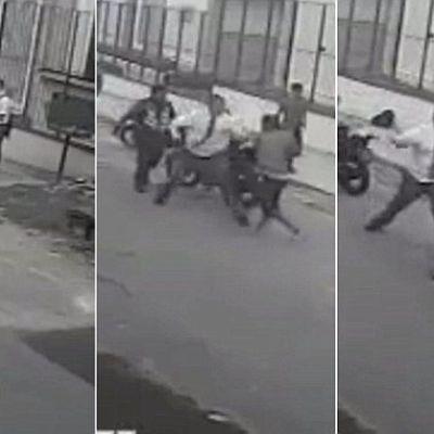 Mormon missionary fights off Brazilian gunmen with his bare fists