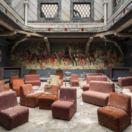 Last Dance: A dozen hustled & bustled abandoned discos.