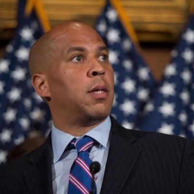 Social media turns on Cory Booker over health care vote