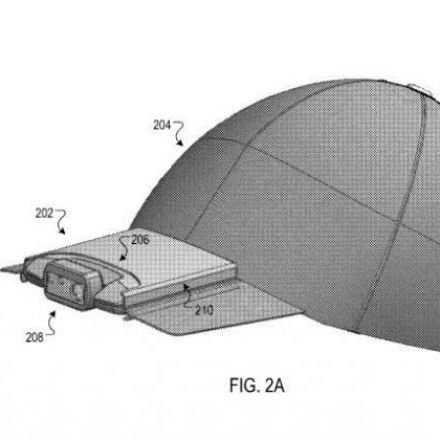 This Google hat is an all-in-one camera broadcasting system