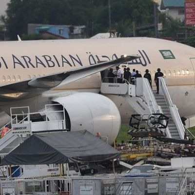 Saudi woman who fled to Australia returned back to family