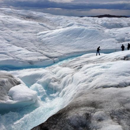 Greenland Ice Sheet Melting 600 Percent Faster Than Predicted by Current Models