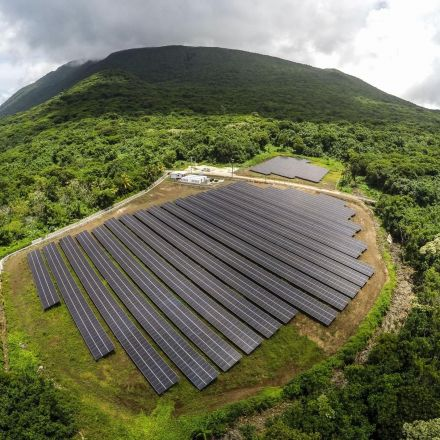 How a Pacific Island Changed From Diesel to 100% Solar Power