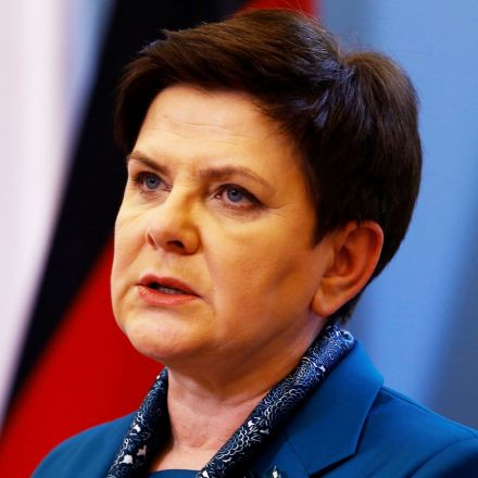 Poland's Prime Minister says country will be accepting no refugees