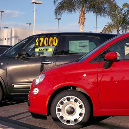 A record 107 million Americans have car loans