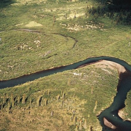 River Piracy drains Yukon river almost overnight. Here's how