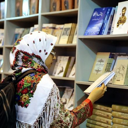 Why is the Iranian government opening the world's biggest bookstore?