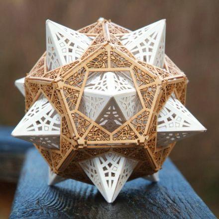 A Fold Apart: A NASA Physicist Turned Origami Artist