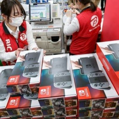 Nintendo Shipped Switch Consoles by Plane to Quickly Meet High Demand