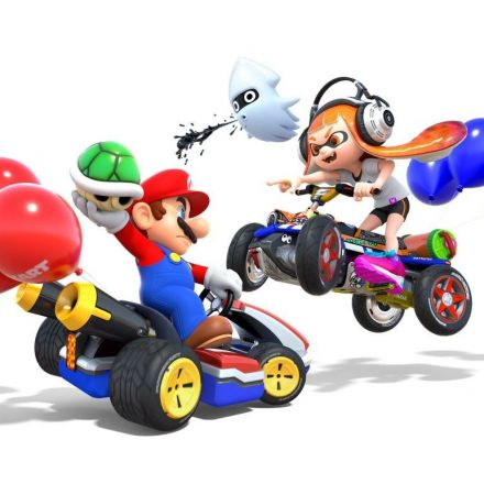 Mario Kart 8 Deluxe sells 459,000 copies in the US on launch day, fastest-selling Mario Kart game