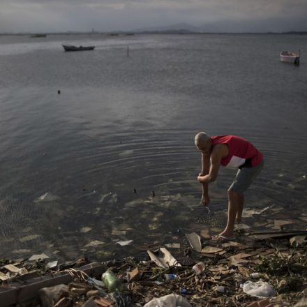 Olympic swimmers 'certain' to pick up virus from just three teaspoons of Rio water