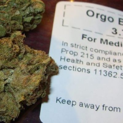 Opioid Abuse Drops In States With Legal Cannabis