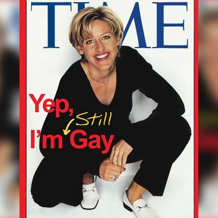 Ellen celebrates 20th anniversary of her 'coming out' episode with Oprah