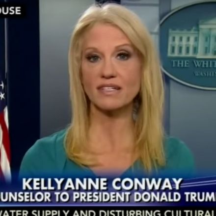 Did Kellyanne Conway just break the federal ethics rules by plugging Ivanka Trump's clothing line?