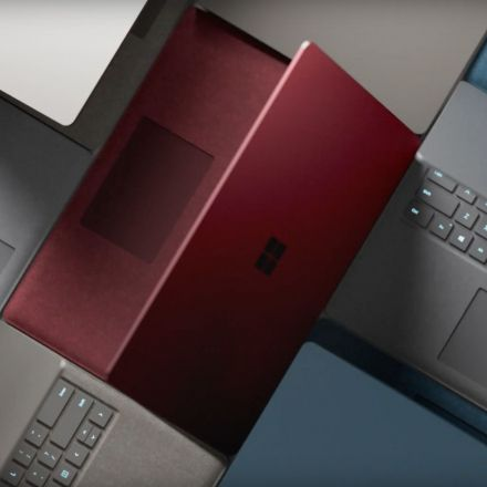 Microsoft unveils $999 Surface Laptop running Windows 10 S