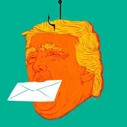 Here's How Easy It Is to Get Trump Officials to Click on a Fake Link in Email