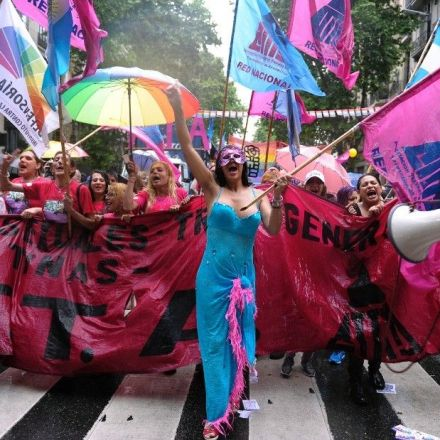 Being gay in Latin America: Legal but deadly