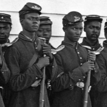 Disunion: African North Americans and the War