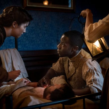 Review: 'Mercy Street,' a Civil War Hospital Drama on PBS
