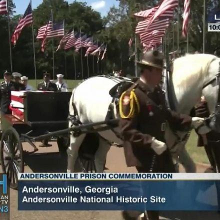 Andersonville Prison Commemoration