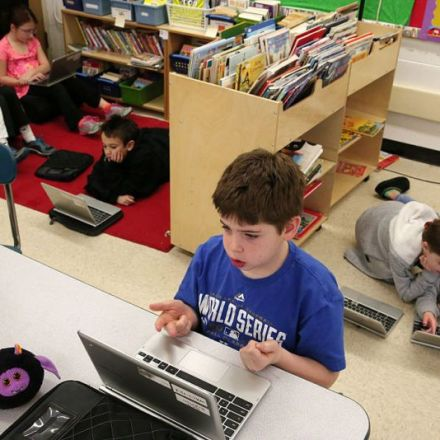 Cloud computing pushes into the classroom, but not without challenges
