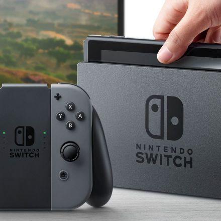 Nintendo Switch runs on Linux