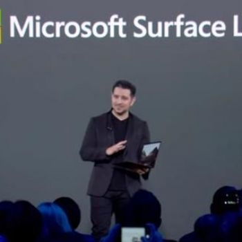 The new Surface Laptop is no Chromebook