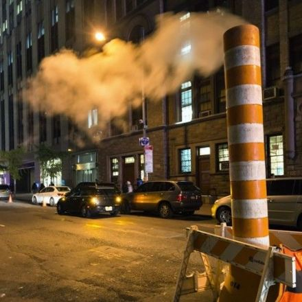 What's the Deal with All That Steam Rising From NYC Streets?