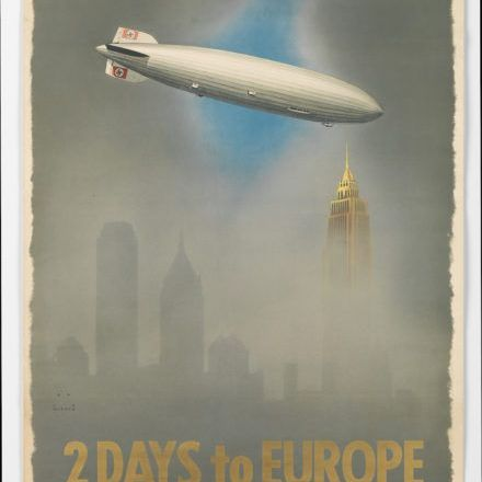 The Transporting Promise of 20th-Century Travel Posters