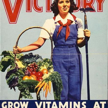 Propaganda Art for WWI and WWII: 18 Fantastic Victory Garden Posters