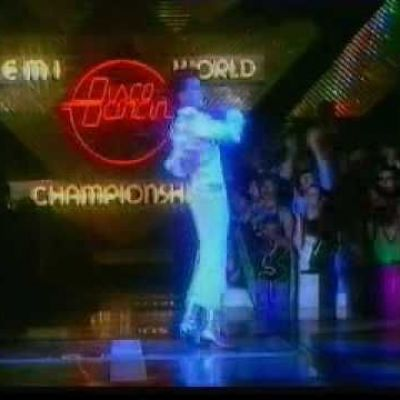 Watch the Disco Dancing World Championships from 1979