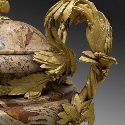 The Lavish Work of One of the Last Gilders of the Versailles Court
