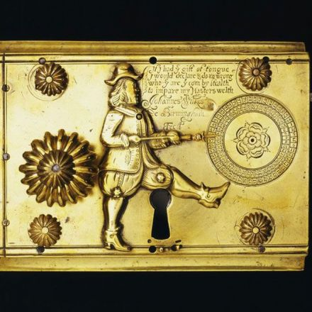 A Smart Lock Made in 1680